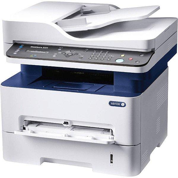 Multifuncional Xerox Laser Mono A4 WorkCentre 3225DNIB