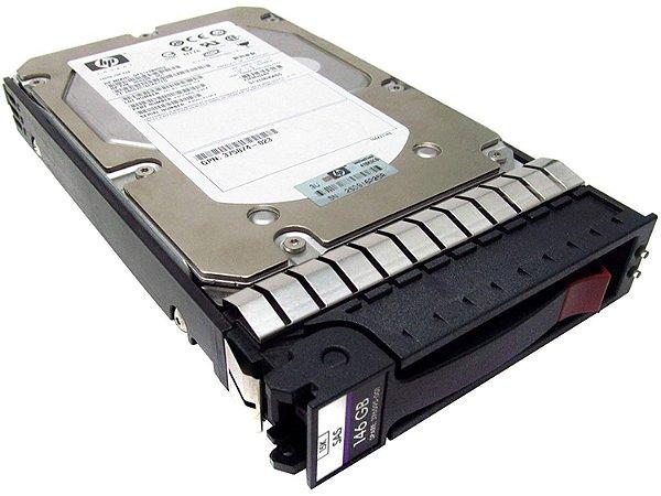 376595-001 - HD Servidor HP 146GB 15K 3,5 SP SAS