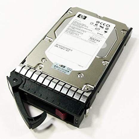 389344-001 - HD Servidor HP 146GB 15K 3,5 SAS DP