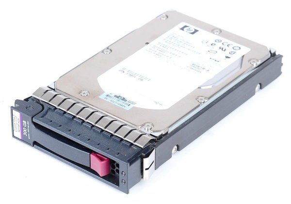 432146-001 - HD Servidor HP 300GB 15K 3,5 PS SAS