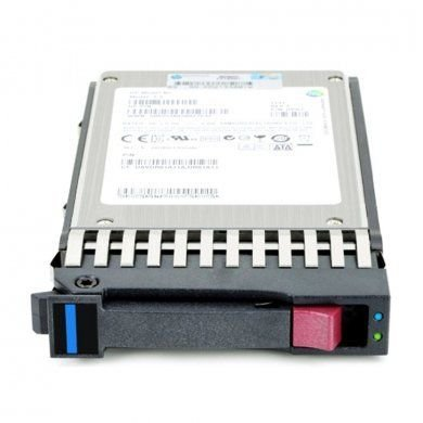 632636-001 - HD Servidor HP 400GB 2,5 SAS 6G MLC SFF SSD