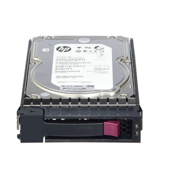 737396-B21 - HD Servidor HP 600GB 12G 15K 3,5 SAS DP