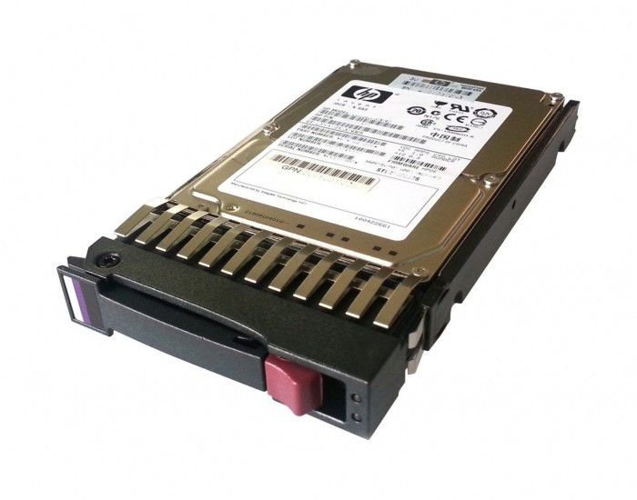 737571-001 - HD Servidor HP 300GB 12G 15K 3,5 SAS DP