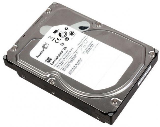 ST1000NM0001 - HD Servidor Seagate 1TB 7,2K 3,5 DP 6G SAS