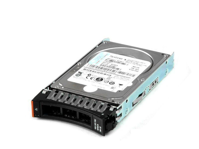 90Y8877 - HD Servidor IBM 300GB 10K 6G 2.5 SAS