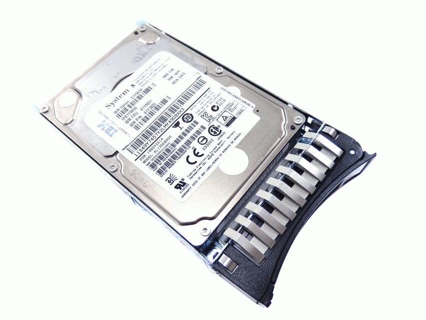 81Y9650 - HD Servidor IBM 900GB 10K 2.5 SAS Slim-HS