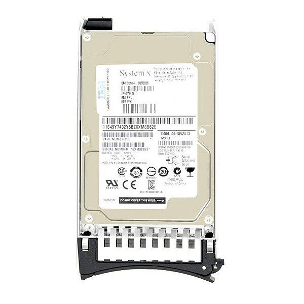90Y8567 - HD Servidor IBM 1TB 7,2K 3,5 SAS 6G NL