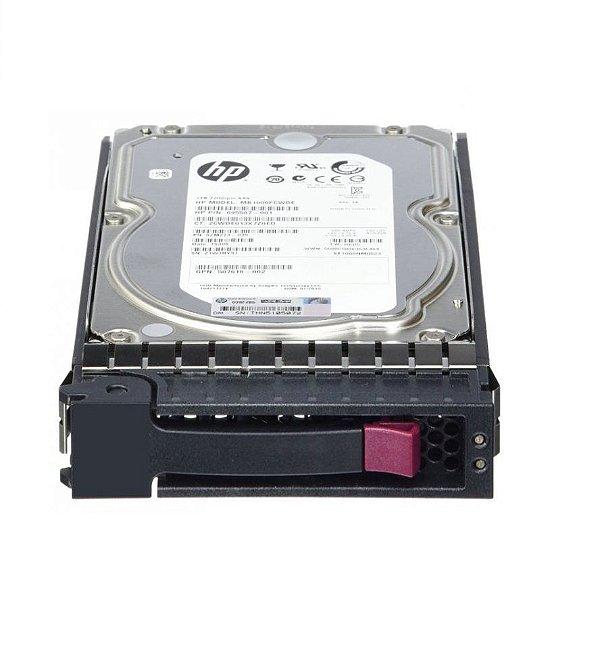 508035-001 - HD Servidor HP 500GB 7,2K 2,5 SATA