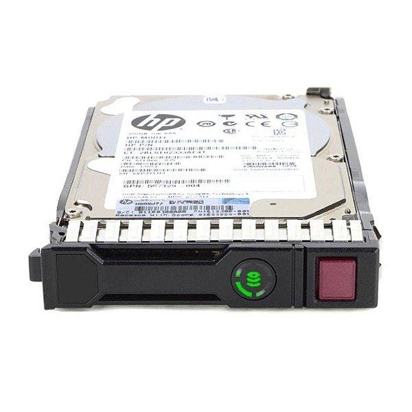 655708-B21 - HD Servidor HP G8 G9 G10 500GB 6G 7.2K 2.5 SATA