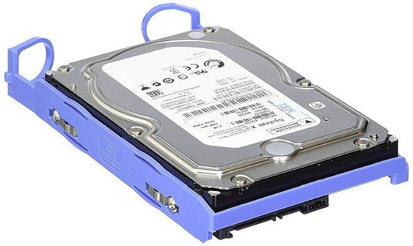 00FN118 - HD Servidor IBM 2TB 6G NL 7,2K 3,5 SATA G2SS 512e