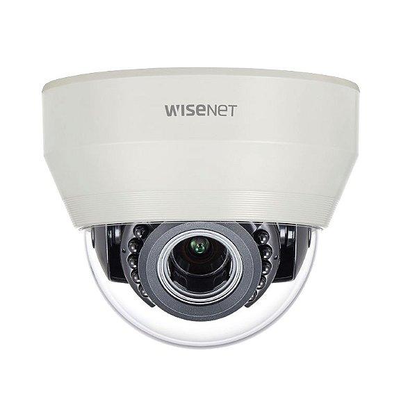HCD-6080R Câmera HD Analógica Interna IR Dome 2MP - Hanwha