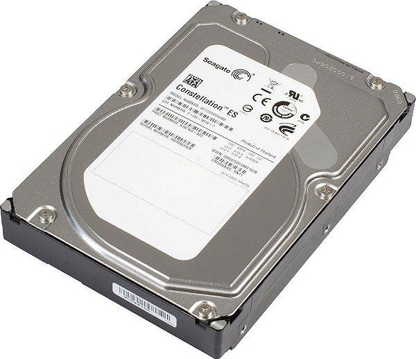 ST3500414SS - HD Servidor Seagate 500GB 7,2K 3,5 6G DP SAS
