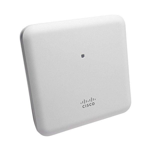 AIR-AP2802I-Z-K9C-BR PONTO DE ACESSO PARA REDE DIGITAL - Cisco Aironet Mobility Express 2800 Series - Serviço recomendado CON-SNT-AIRAP29C-BR