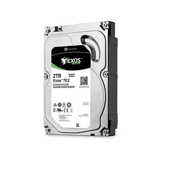 ST2000NM0008 - HD Servidor Seagate 2TB 7.2K 3.5 6GB/S SATA