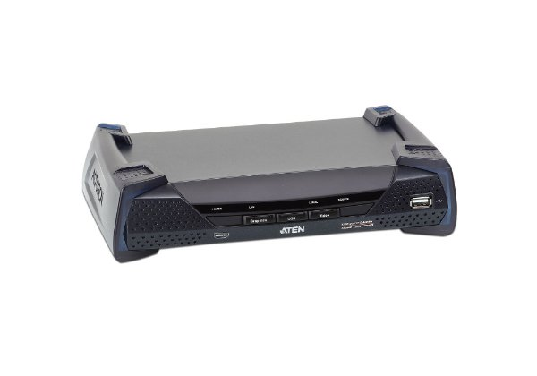 KE8950R Receptor KVM sobre IP 4K de exibição única HDMI