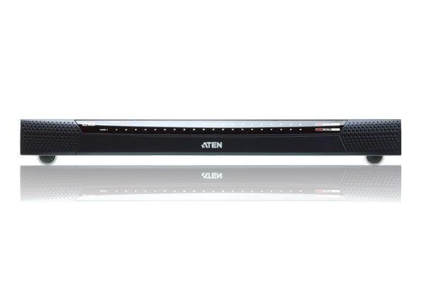 KN2140VA Switch 1-Local / 2-Remote Cat 40 KVM sobre IP de 40 portas com mídia virtual (1920 x 1200)