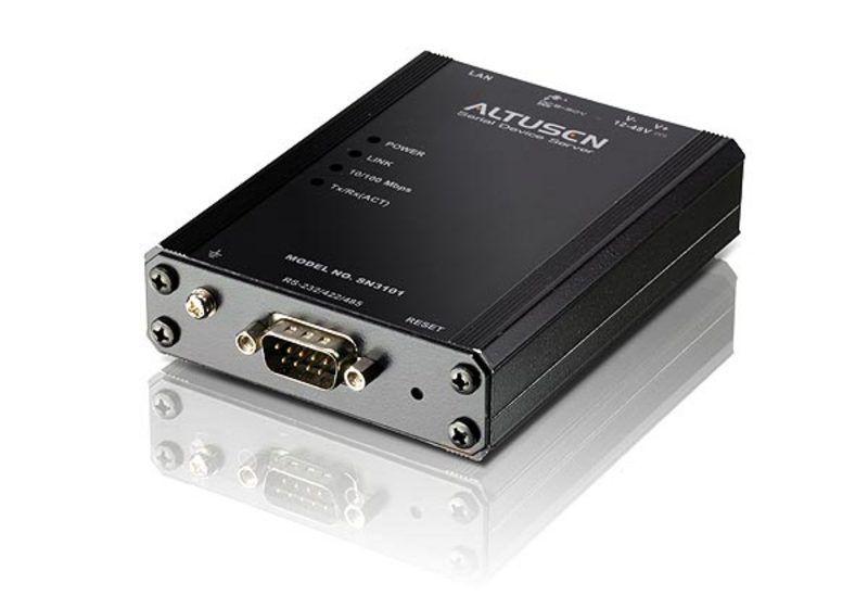 SN3101 Servidor de dispositivo serial