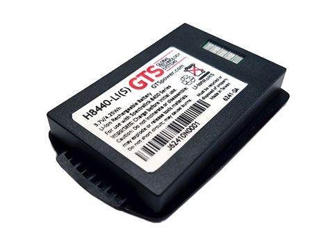 H8440-Li(S) - Bateria GTS Compatível Para Spectralink 8400 Series