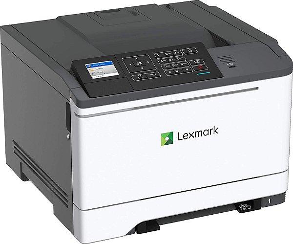 Impressora Laser Color Lexmark CS521DN