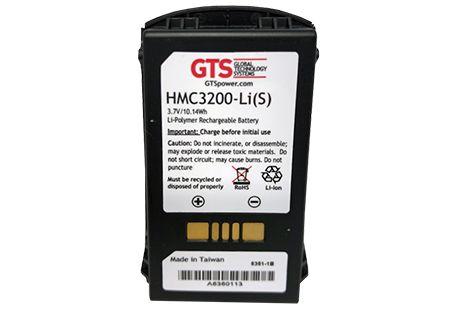 HMC3200-LI(S) - Bateria GTS Para Computadores Móveis Zebra / Motorola MC3200
