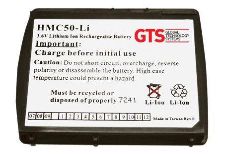 HMC50-LI - Bateria GTS Para MC50