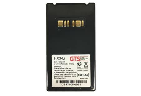 HX3-Li - Bateria GTS Para Dispositivos Móveis Datalogic Falcon X3