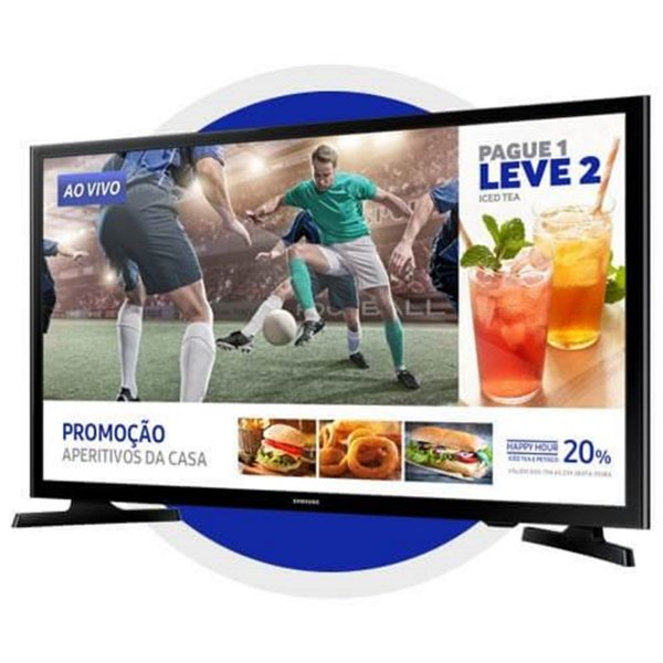 LH55BENELGA/ZD Tv Samsung Business Smart 4K 55''