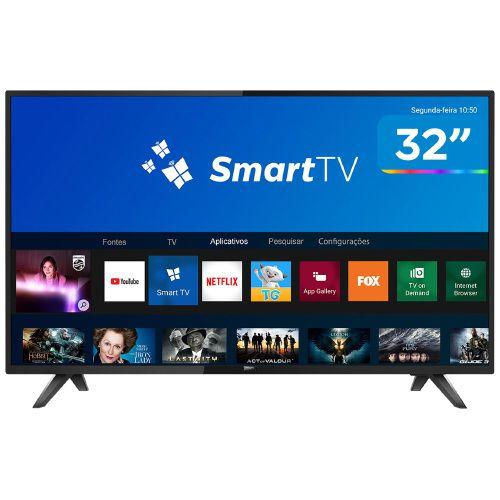 32PHG5813 TV 32P PHILIPS LED SMART WIFI HD USB HDMI