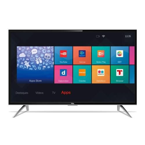 L32S4900 TV 32P TCL LED SMART WIFI HD USB HDMI