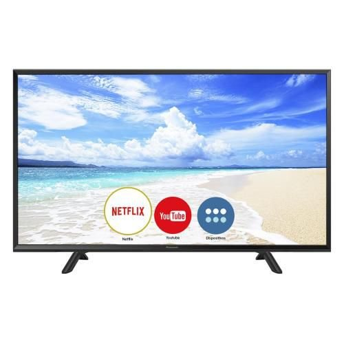 TC-40FS600B TV 40P PANASONIC LED SMART FULL HD HDMI USB