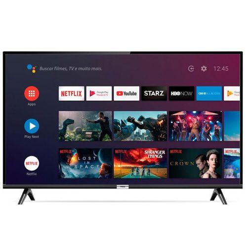 43S6500 TV 43P TCL LED SMART FULL HD COMANDO VOZ (MH)