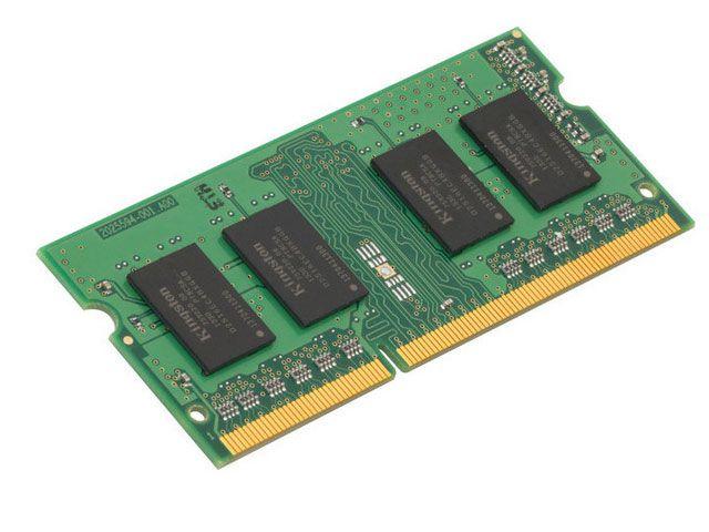 KVR16LS11S6/2 MEMORIA NOTEBOOK 2GB DDR3 KINGSTON