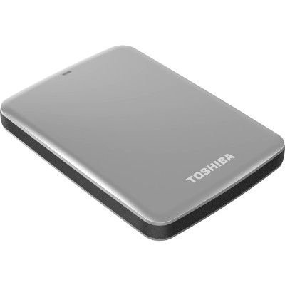 HDTC720XS3C1 - HD Externo Toshiba 2TB Canvio Connect 5400rpm USB 3.0 Prata