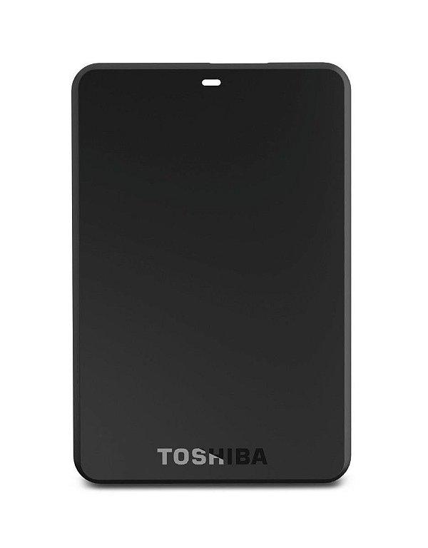 HDTB220XK3CA - HD Externo Toshiba 2TB USB 3.0 5400rpm Preto
