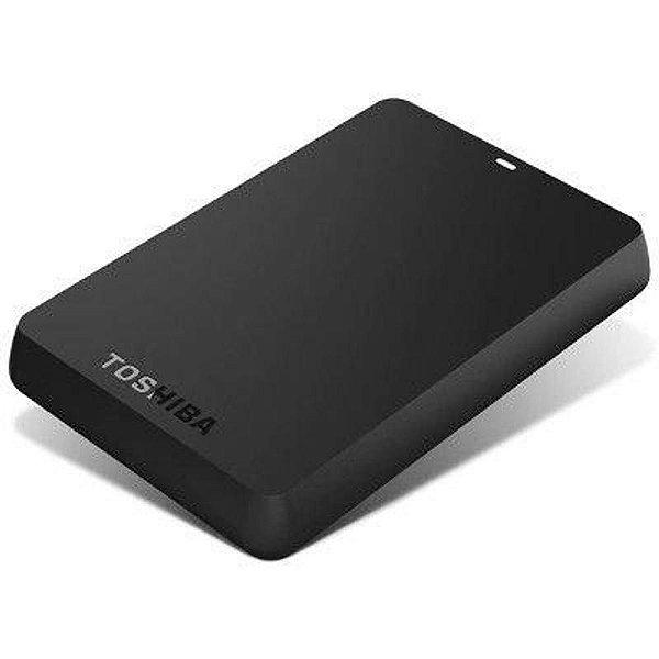 HDTB205XK3AA - HD Externo Toshiba 500GB 5400rpm USB 3.0