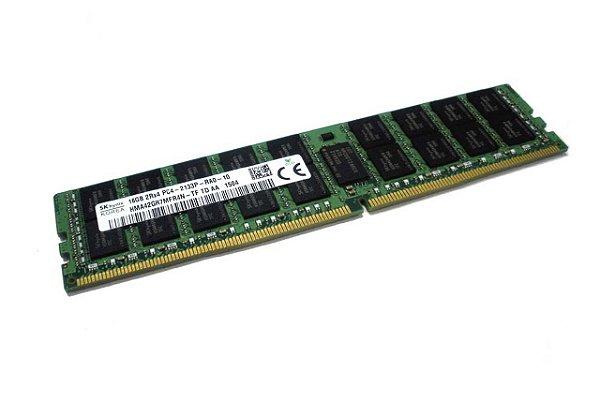 1R8CR Memória Servidor Dell 16GB 2133MHz PC4-17000