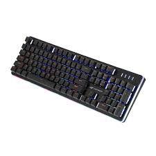 403050570100 Teclado Semi Mecânico USB Gamer Kg-300bk Preto C3tech