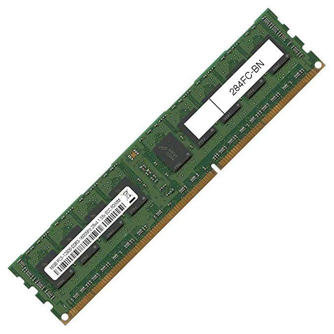 284FC Memória Servidor Dell 16GB 1600MHz PC3L-12800R