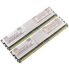 46C7420 Memória Servidor IBM 8GB PC2-5300 ECC SDRAM FB DIMM