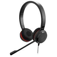 Jabra Headset Evolve 30 II Duo UC Biauricular (USB), 5399-829-309