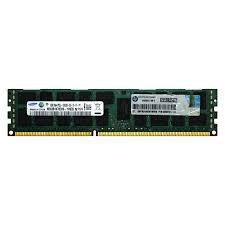 604502-B21 Memória Servidor HP DIMM SDRAM de 8GB (1x8 GB)