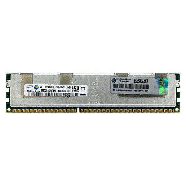 632205-001 Memória Servidor HP DIMM SDRAM de 32GB (1x32 GB)