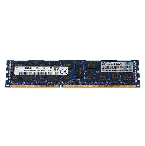 695793-B21 Memória Servidor HP DIMM SDRAM de 8GB (1x8 GB)