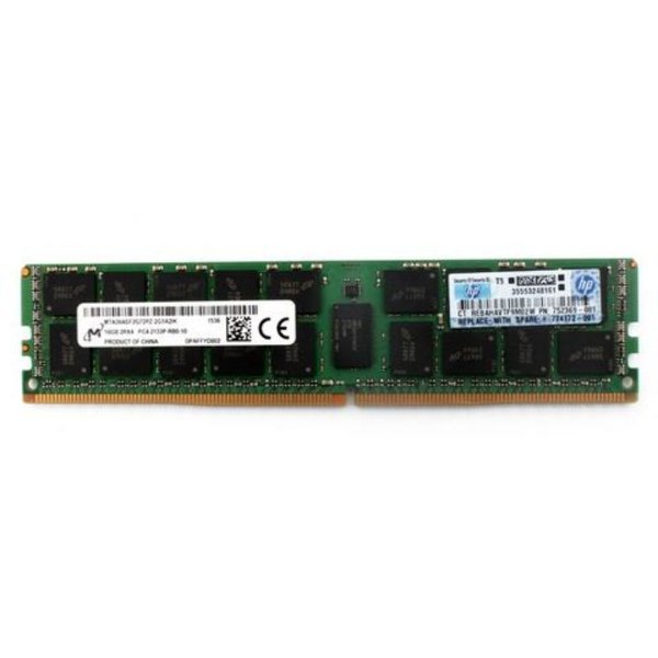 726720-B21 Memória Servidor HP 16GB (1x16GB) SDRAM DIMM