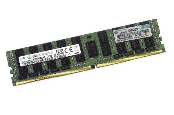 726722-B21 Memória Servidor HP DIMM SDRAM de 32GB (1x32 GB)
