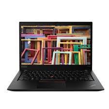 20NY001SBR Notebook Lenovo Thinkpad T490s Intel Core I5 8365u 8gb SSD M.2 Pcie 256gb 14 Full HD IPS Windows 10 PRO Preto