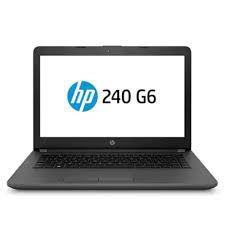3MV21LA#AC4 Notebook HP 240g6 Intel Core I5 7200u 4gb 500gb 14 Windows 10 PRO Preto