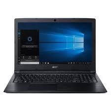 NX.H3NAL.004 Notebook Acer A315-53-52zz Intel Core I5 7200u 8gb(2x4gb) 1tb 15,6 Windows 10 Home Preto