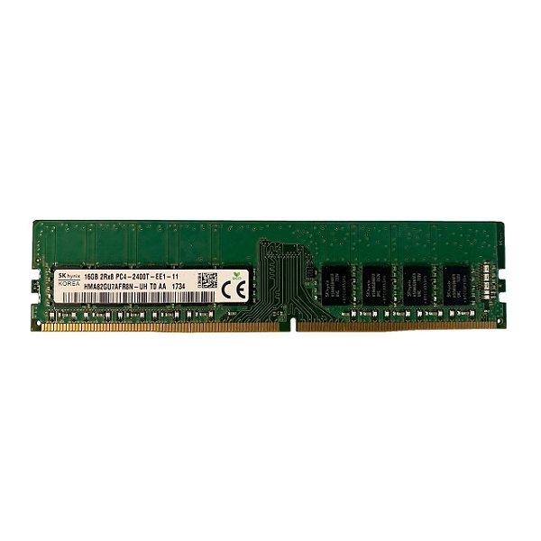 CX1KM Memória Servidor Dell 16GB 2400MHz PC4-19200 UDIMM
