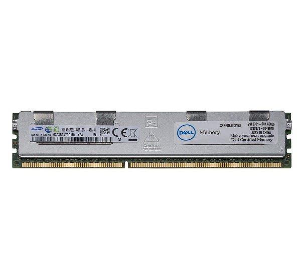 GRFJC Memória Servidor Dell 16GB 1066MHz PC3L-8500R
